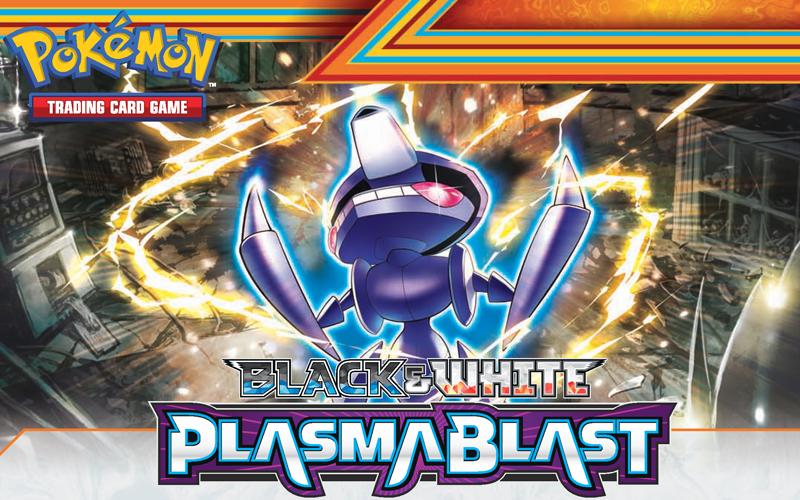 Plasma Blast Pre-Releases