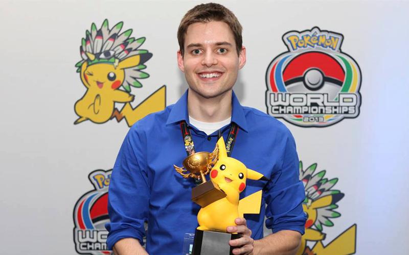 A Brief Interview with the 2013 World Champion – Jason Klaczynski!