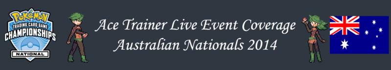 Australian National Championships 2014
