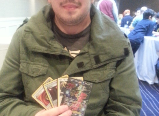 Australian Nationals 2014: Thomas Winkelman- Top 8 Interview (Yveltal/Boufallant/Darkrai)