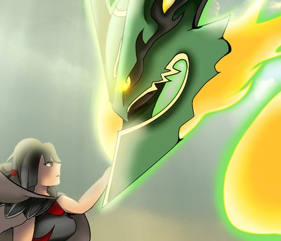 Mega Ray-cing to the Finish Line! A look at Mega Rayquaza for the Melbourne International